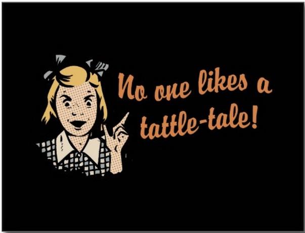 tattle