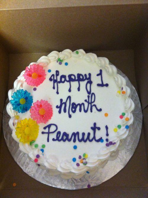 peanut is one